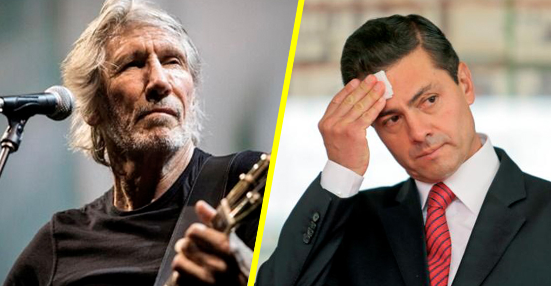 Roger Waters a AMLO: