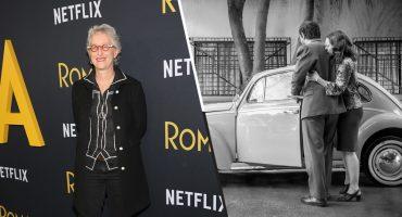 Lynn Fainchtein nos platica acerca de la música que acompaña a 'ROMA'