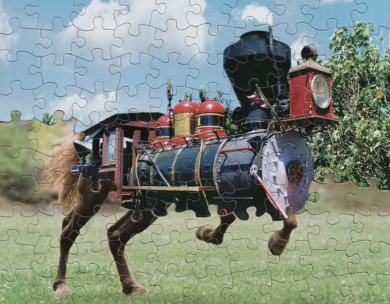 hombre-une-piezas-rompecabezas-diferentes-arte