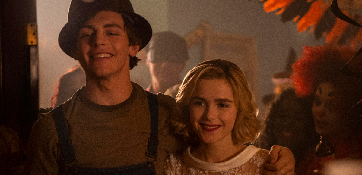 The witch is back! Netflix renueva 'Chilling Adventures of Sabrina' para una 3ª y 4ª temporada