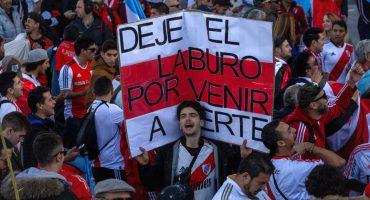¿Pasión o locura? Aficionado de River renunció a su trabajo por la Final de la Copa Libertadores