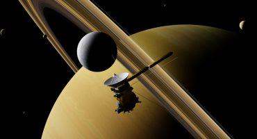 ¡¿Qué pasa?! Saturno podría quedarse sin anillos dentro de poco