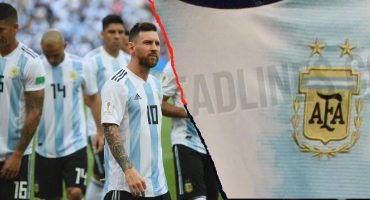 ¿Les gusta? Este sería el uniforme de Argentina para la Copa América 2019