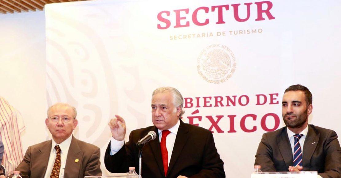 Santa Lucía será para vuelos internacionales y el AICM para nacionales: Sectur