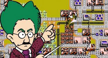 Sí, hace 27 años se creó un prototipo de Sim City para la NES