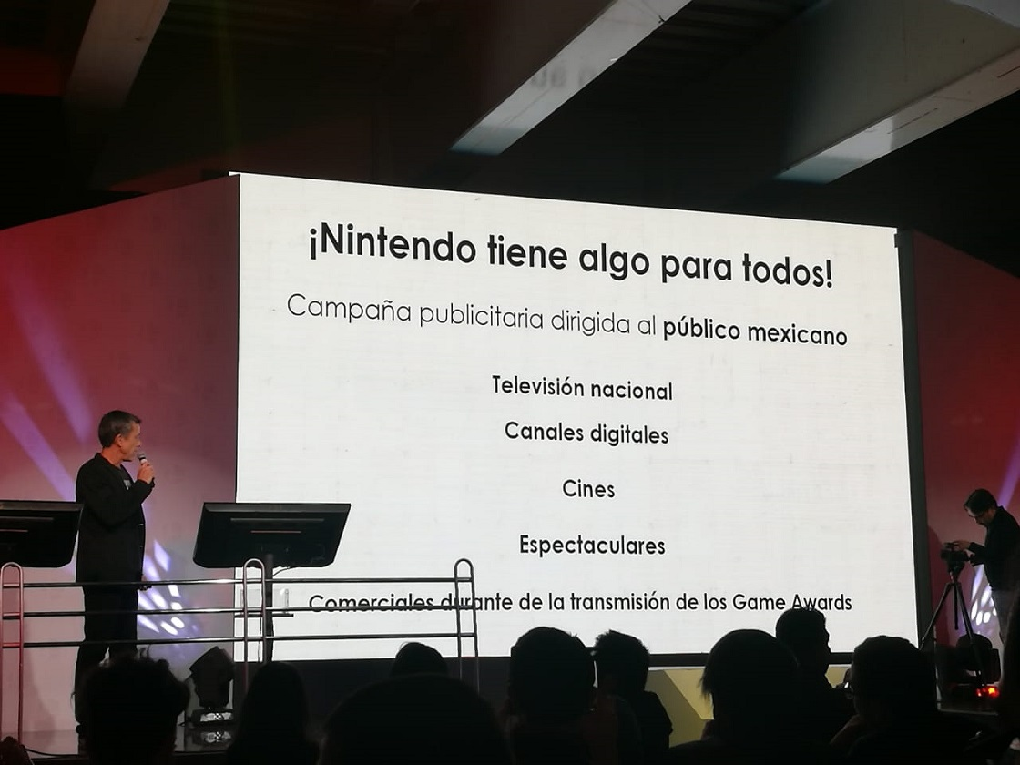Super Smash Bros. Ultimate – Evento de lanzamiento