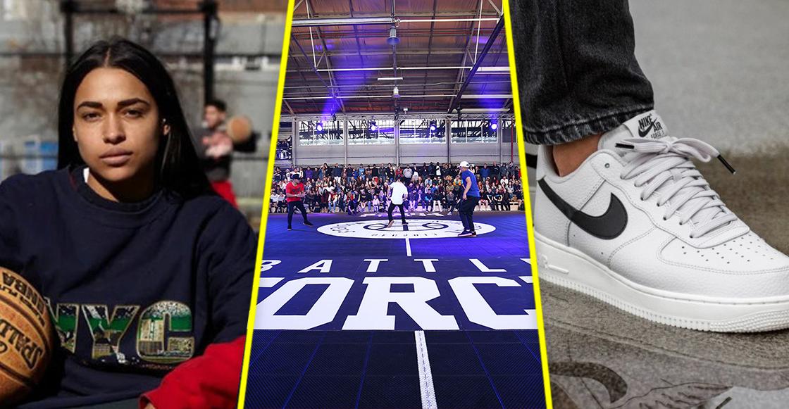 Princess Nokia, rap y básquetbol: Nike y el realismo urbano