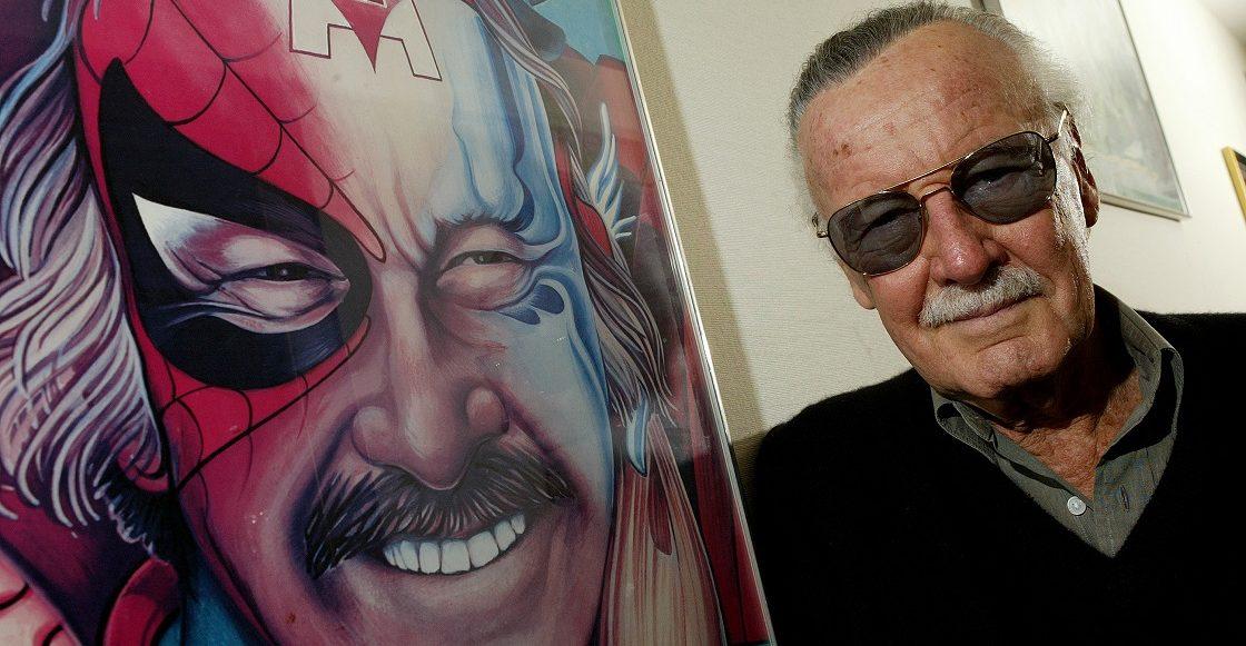 Stan Lee - Retrato