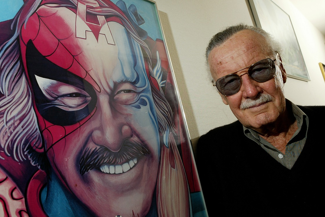 Stan Lee - Retrato