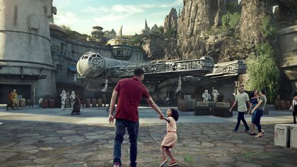 ¡Ya hay fecha de apertura del 'Star Wars: Galaxy's Edge', el parque temático de Disney!