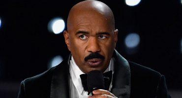 Miss Universo 2018: ¡Oremos para que Steve Harvey no la vuelva a regar!