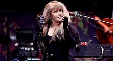 Stevie Nicks es la primera mujer en entrar al Salón de la Fama dos veces