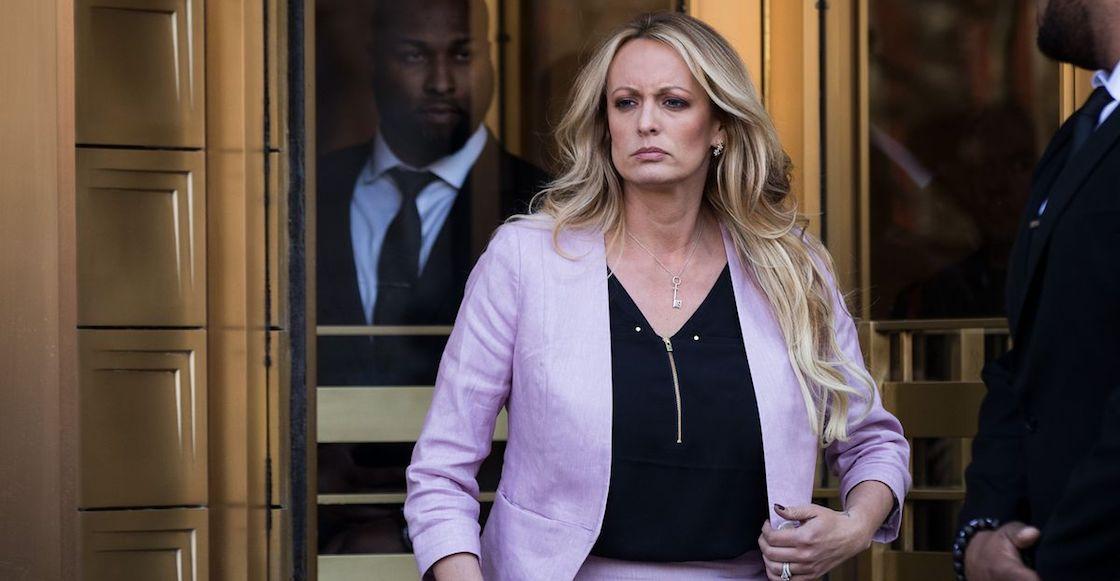 Juez ordena a Stormy Daniels pagar 293 mil dólares a Trump