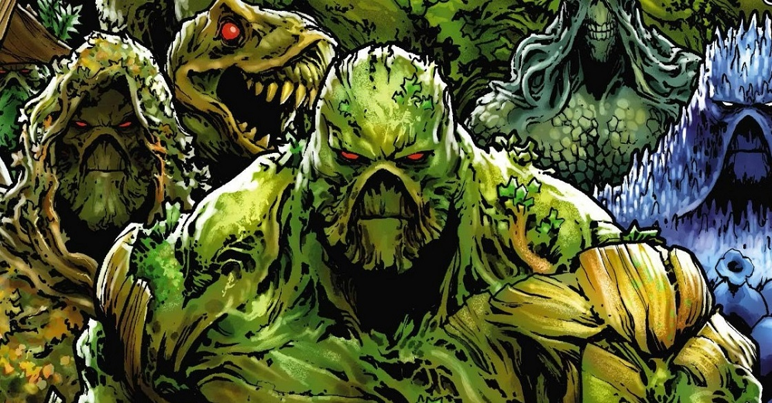 The Swamp Thing - Héroe de DC