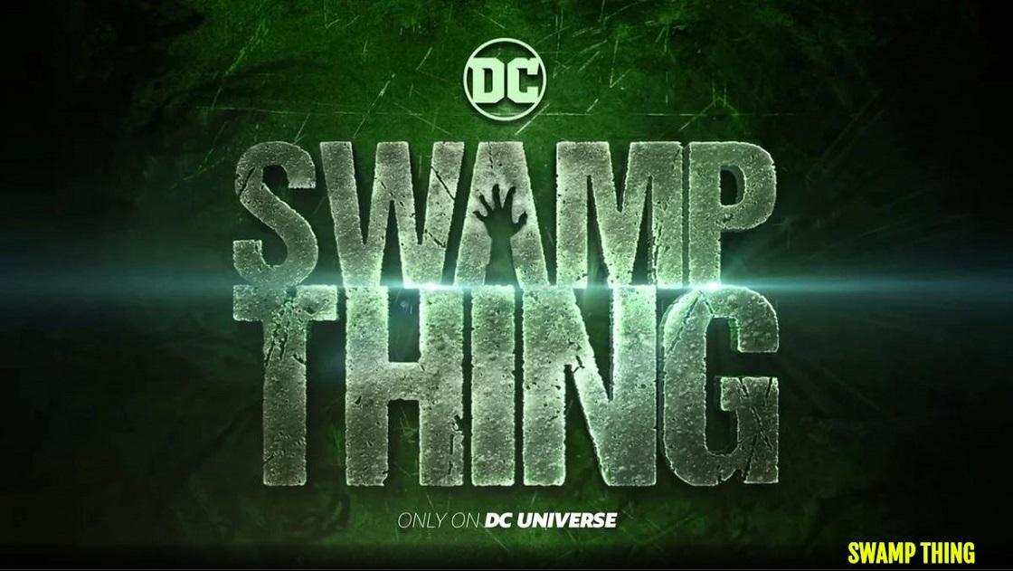 The Swamp Thing - Héroe de DC