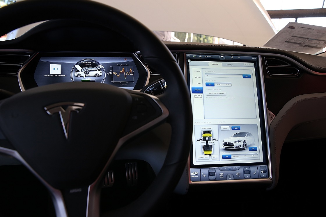 Tesla Motors - Automóviles