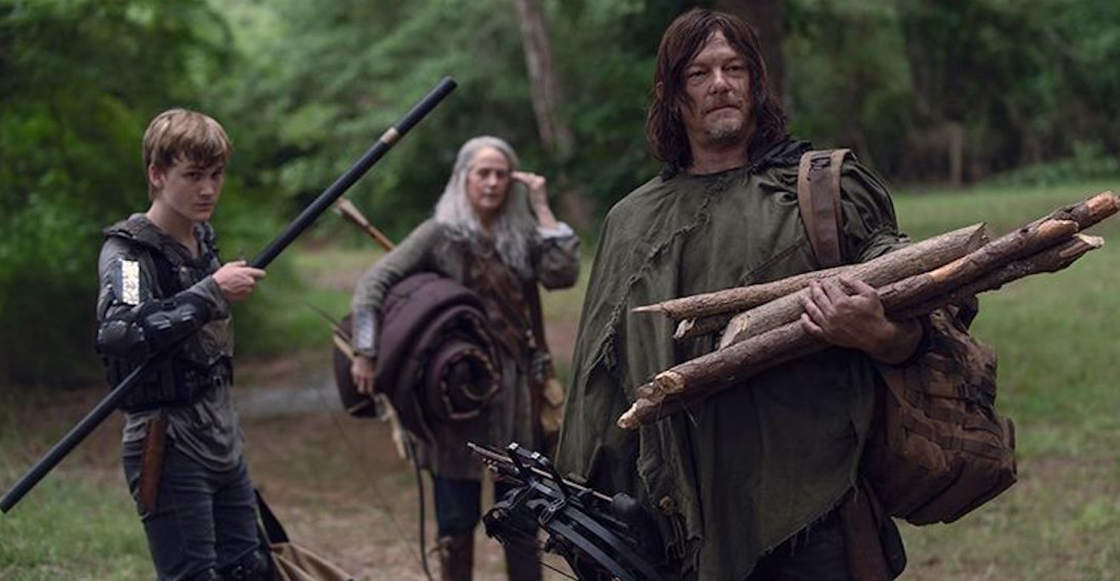 Ya puedes visitar el set de The Walking Dead