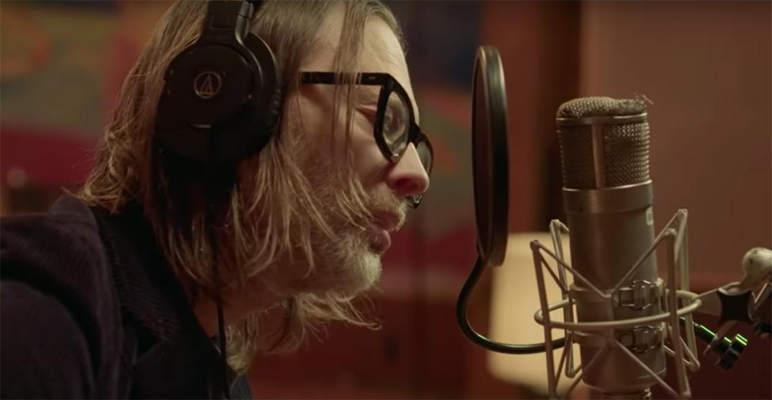 Escucha la versión acústica de 'Open Again' de Thom Yorke para 'Suspiria'