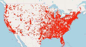 Durante 2018 se registraron 339 tiroteos masivos en Estados Unidos