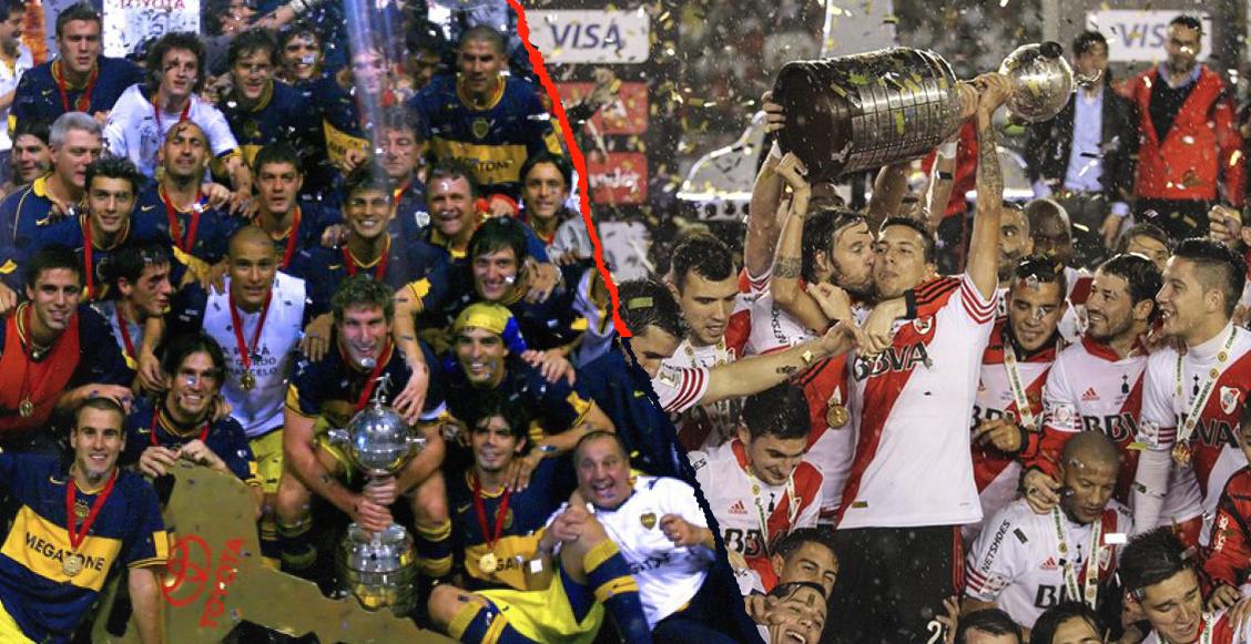 Recordamos a los 8 campeones argentinos de la Copa Libertadores
