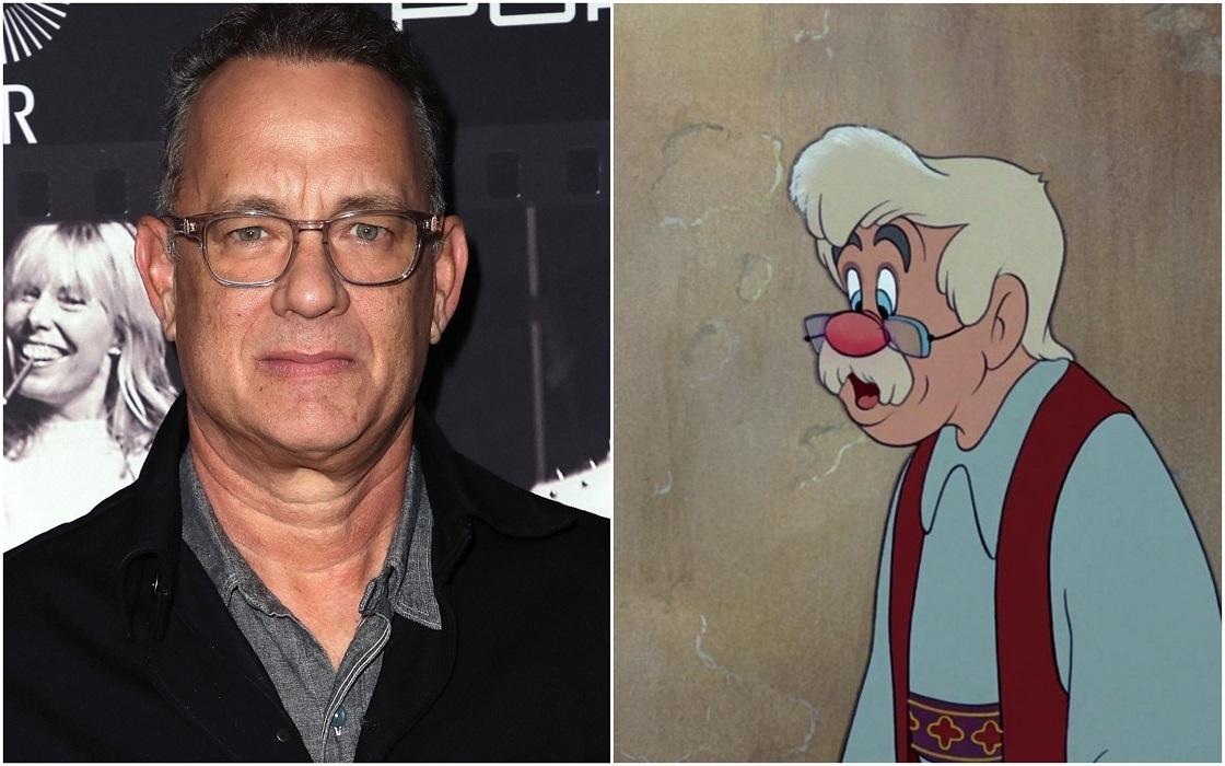 Tom Hanks podría interpretar a Geppetto en un live-action de Pinocchio