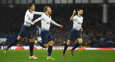 ¡Fiesta de goles! Victoria del Tottenham pone a temblar al Liverpool y Manchester City