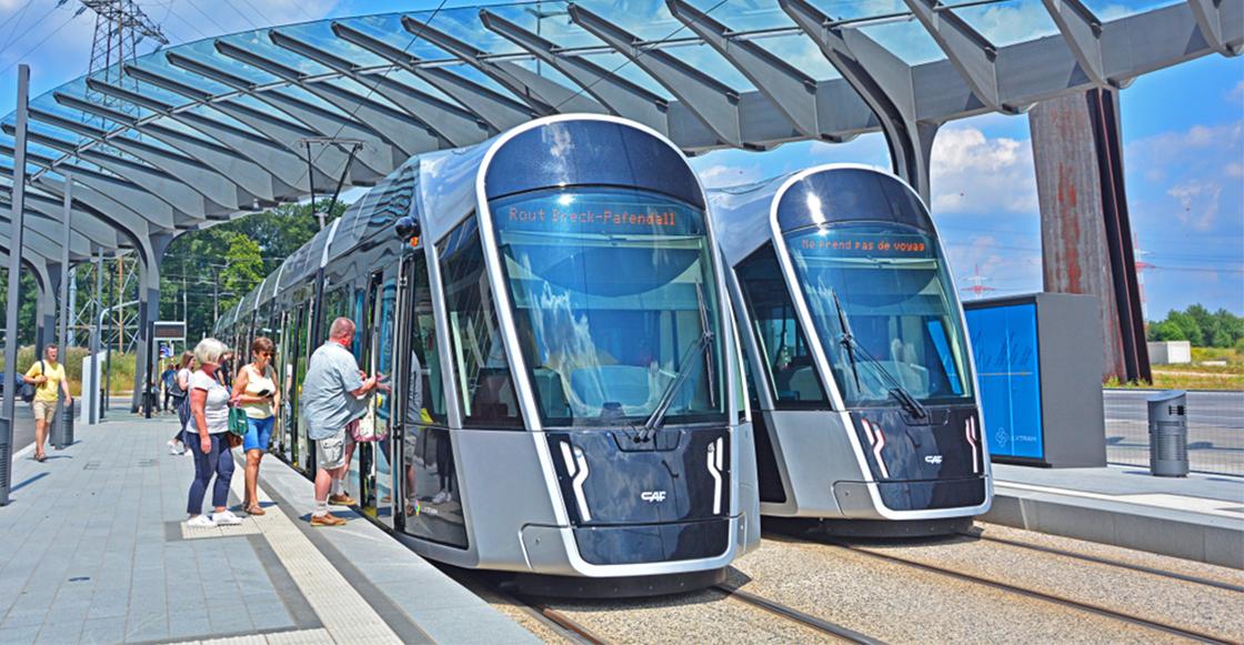 Luxemburgo se convertirá en el primer país con transporte público gratuito