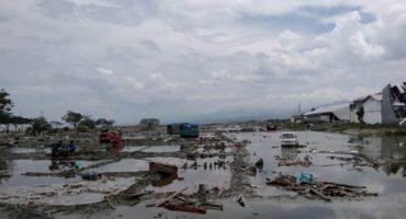 Un tsunami deja más de 40 muertos y 165 heridos en Indonesia