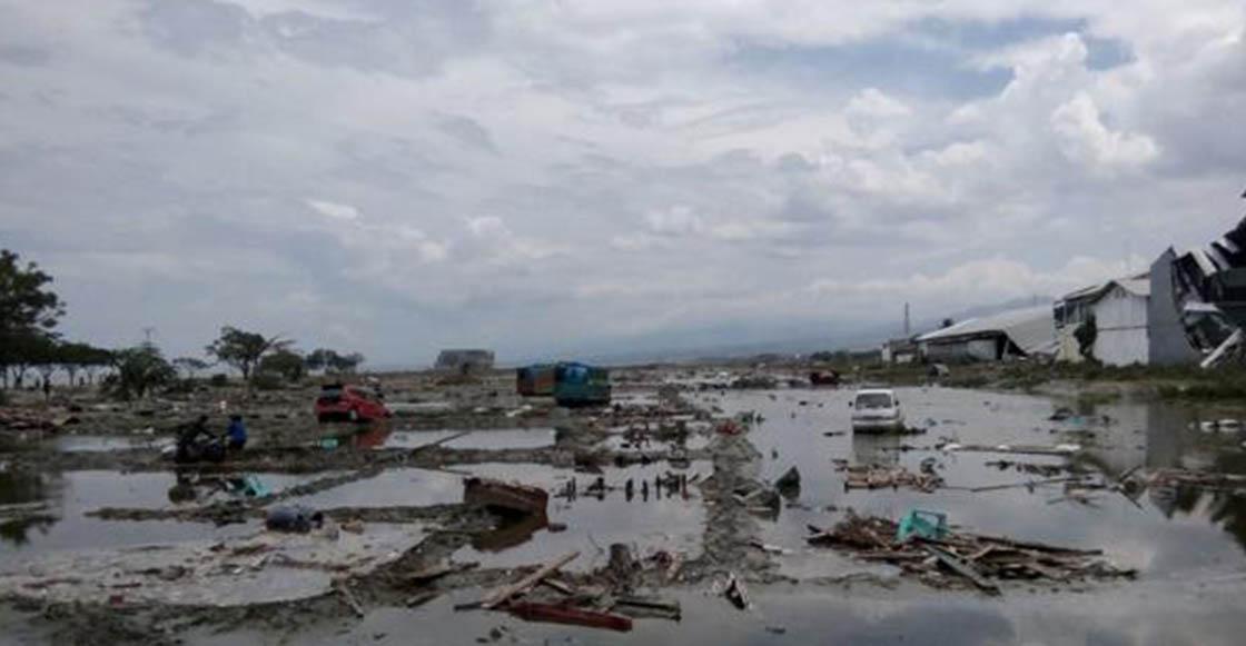 Un tsunami deja 20 muertos y cerca de 165 heridos, en Indonesia