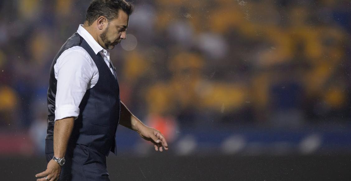 """'Turco' Mohamed llegará frustrado a Huracán: """"Era mi sueño dirigir a Boca"""""""