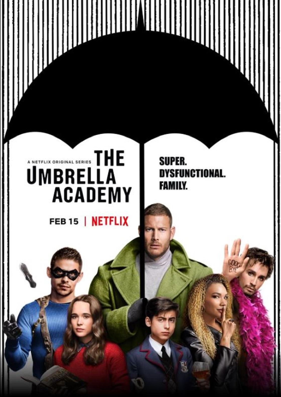 Umbrella Academy - Serie de Netflix