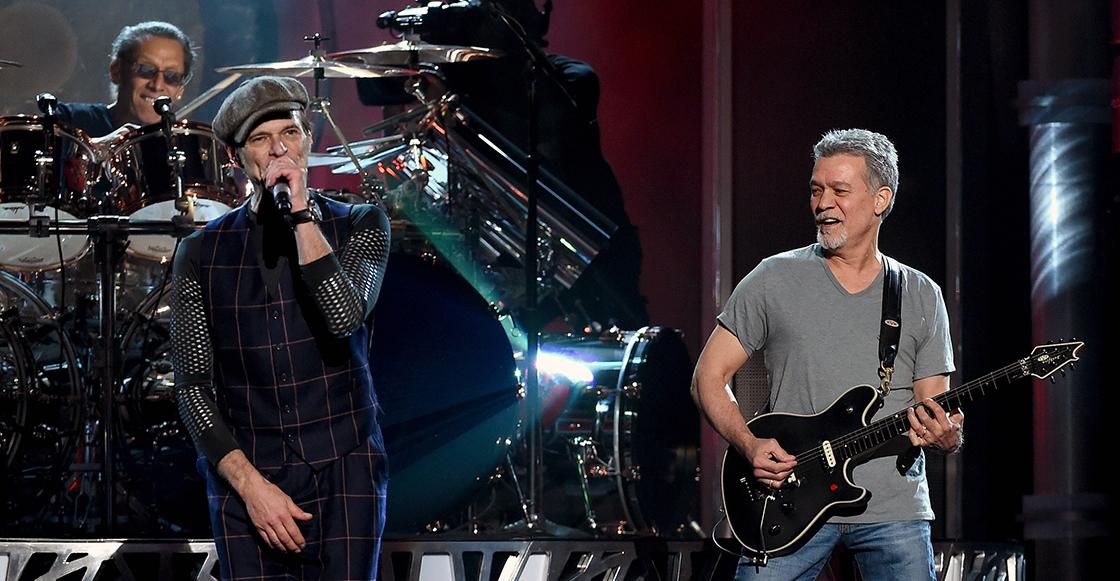La alineación original de Van Halen podría salir de gira en 2019