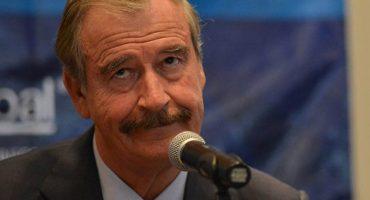 No rechacé marcar gasolina, responde Fox a AMLO: veto fue presupuestal y con aval de Sánchez Cordero