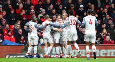 ¡Triunfo 'Red'! Bournemouth sólo le ha ganado 1 vez al Liverpool en toda su historia