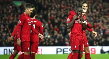 ¡Huele a campeonato! Liverpool goleó al Arsenal y aquí tenemos los goles