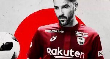 ¡Leyendas unidas! David Villa se une a Iniesta en el Vissel Kobe de Japón