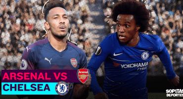 Gran Derbi de Londres EN VIVO: Arsenal recibe al Chelsea esta Jornada 23