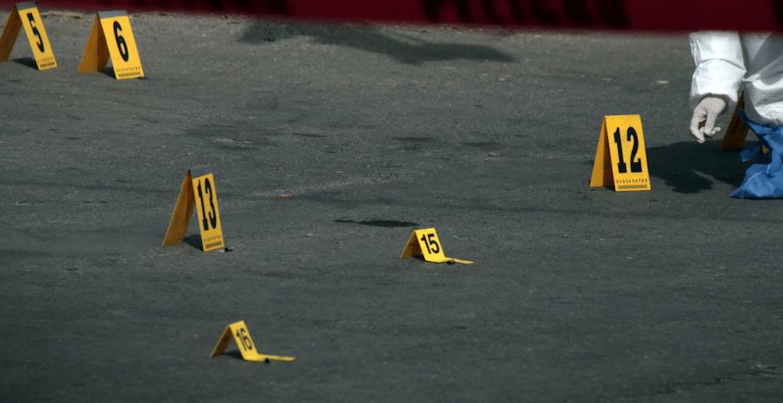 Fue el 2018 el año más violento: Semáforo Delictivo [Nacional]