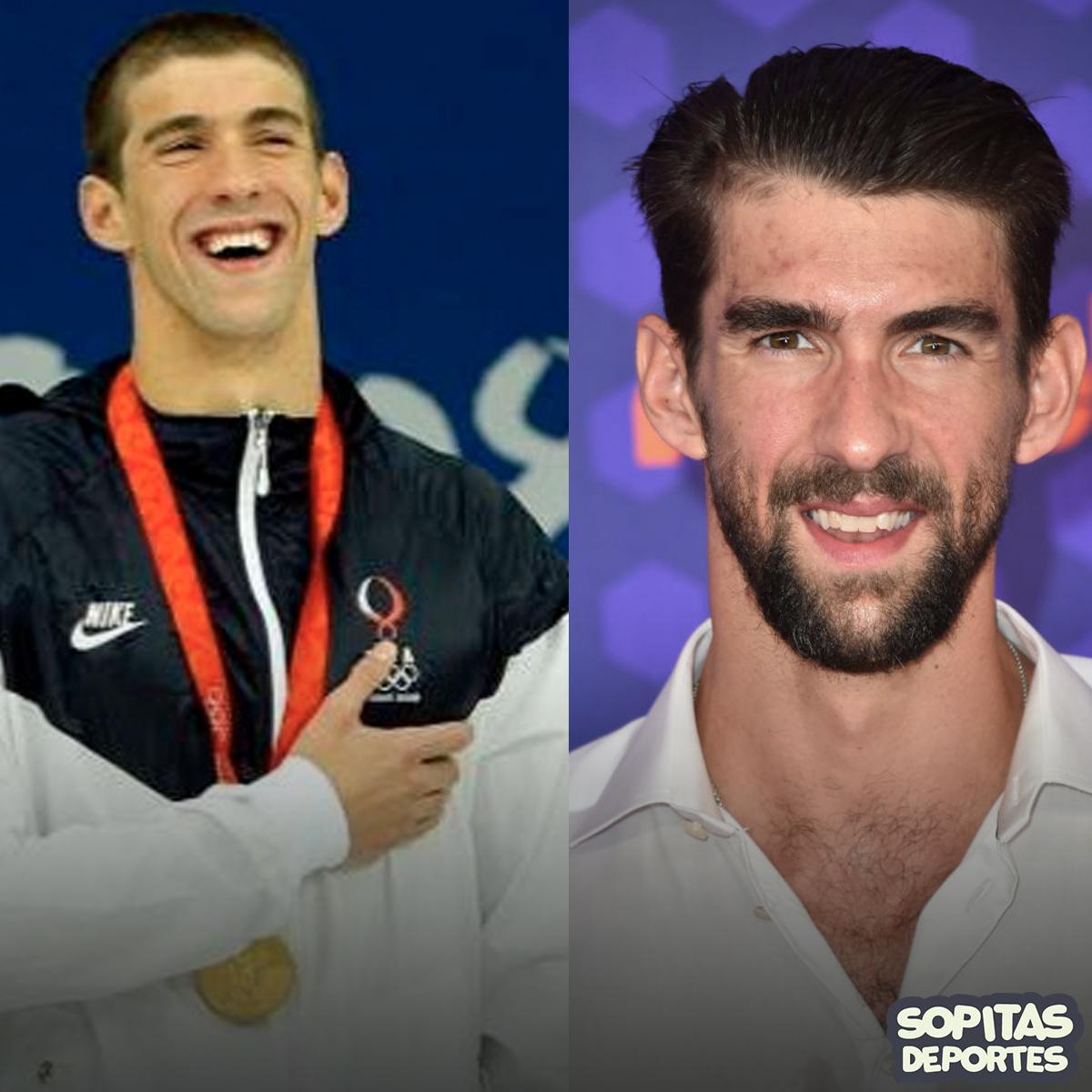 #10YearsChallenge: Los 10 personajes del deporte que más han cambiado