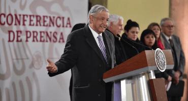 No habrá debate: AMLO ofrece disculpas a Calderón...
