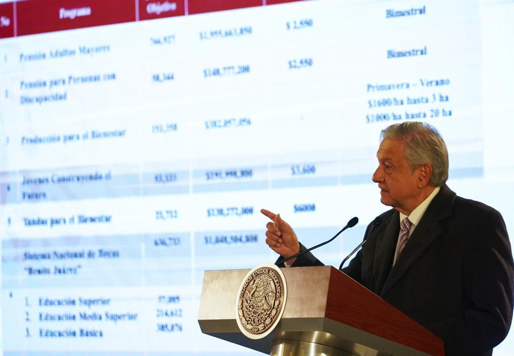 AMLO presenta Plan de Desarrollo para COmunidades cercanas a DUctos de Pemex