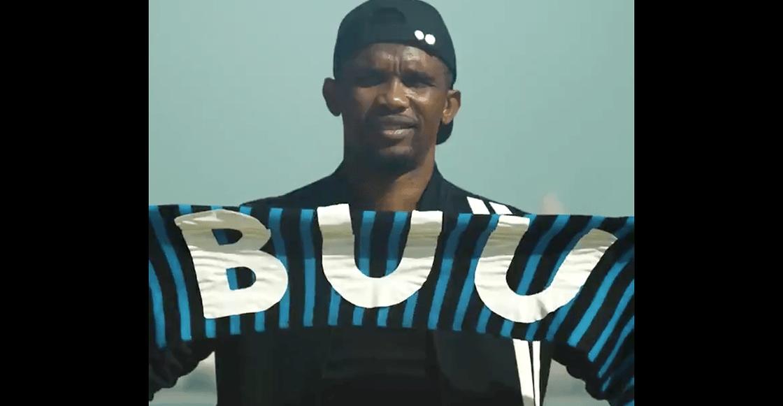 'BUU', la campaña contra el racismo en la que participan Figo, Eto'o, Icardi y otros