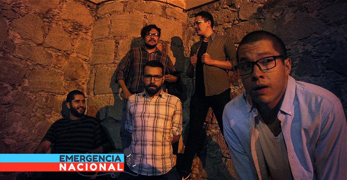 #EmergenciaNacional: Cómo ser indies sin morir en el intento, conoce a Blue Nipples