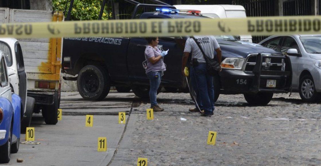 México alcanza su peor nivel en homicidios dolosos en 2018