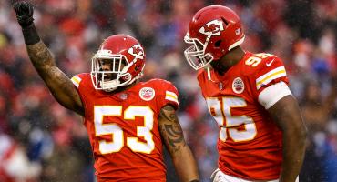 26 años después, los Chiefs jugarán su cuarta final de Conferencia de la NFL