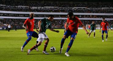 ¡Confirmado! Chile será el primer rival del Tri en 2019