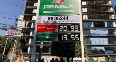 Las compras de pánico empeoran las cosas con la gasolina en CDMX, dice Onexpo