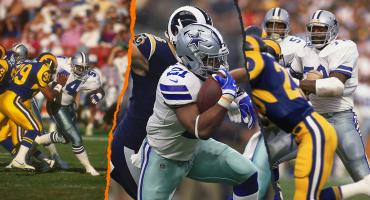 Cowboys vs Rams: Una rivalidad histórica y pareja en los playoffs de la NFL
