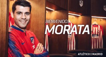 ¿Cuándo se enfrentará el Atlético de Álvaro Morata al Real Madrid?