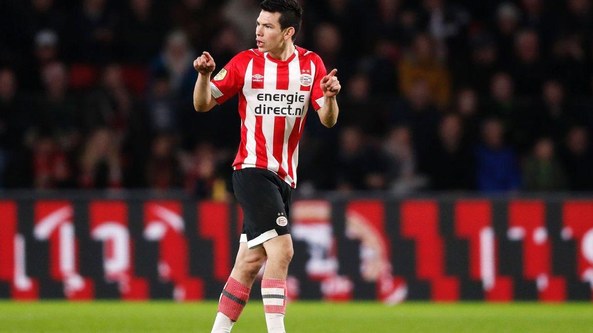 Que ni se emocionen clubes europeos, oficialmente 'Chucky' Lozano se queda en el PSV